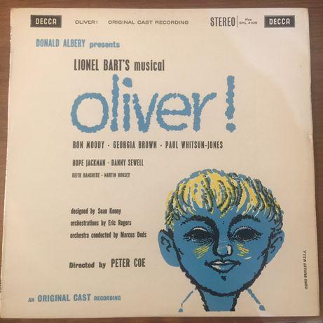 Vinil Donald Albery - Oliver musical - 1960