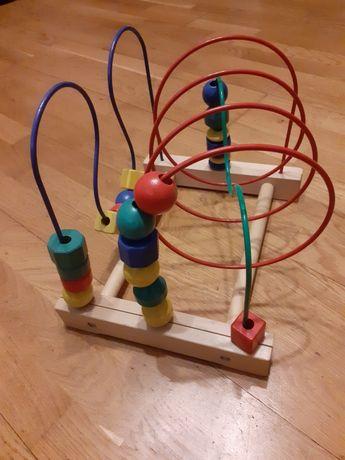 Zabawka mule edukacyjna