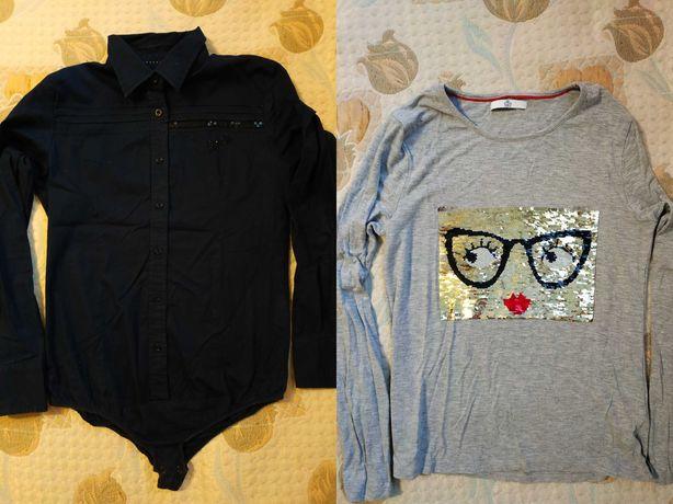 Вещи для девочки:платье,рубашка, реглан,шорты, юбка, купальник, штаны.