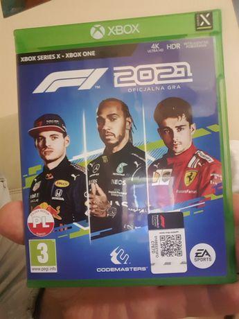 F1 2021 xbox one i series