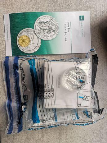 50zl moneta Wrocław - mała ojczyzna