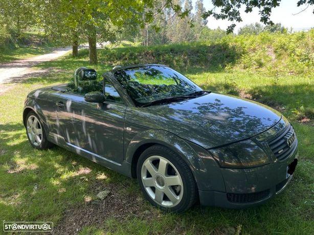 Audi TT 1.8 T quattro