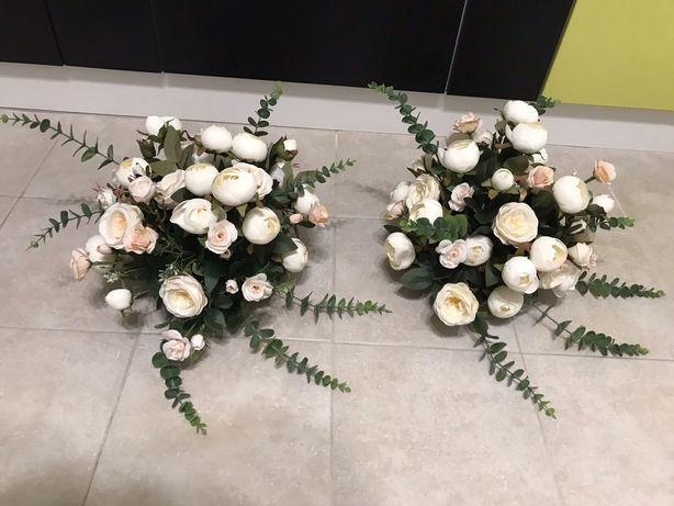 Прикраси на весільні автомобілі/весільні квіти