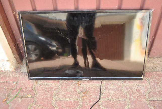 telewizory 4 sztuki uszkodzone