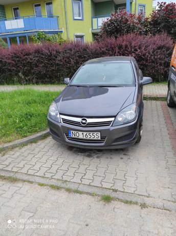 Opel Astra H 1.4 Benzyna, Hatchback