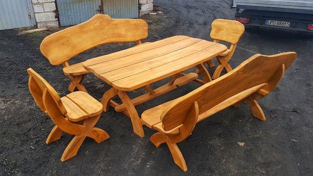 Meble Ogrodowe - Komplety, Krzesła, Ławki