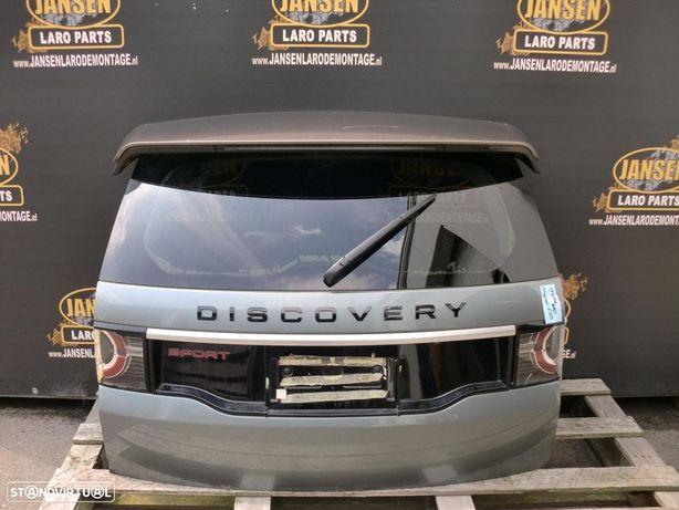 Land Rover Discovery Sport L550 porta mala traseira cinza