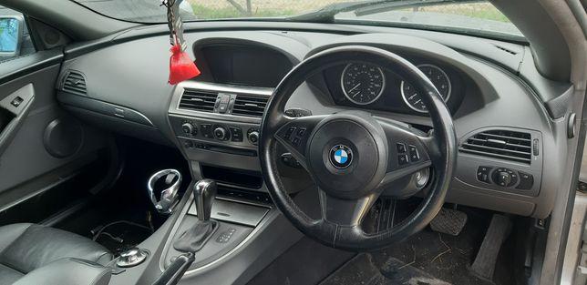 BMW E63 364 deska kokpit airbag napinacze komplet