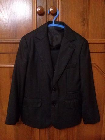 Школьный костюм-тройка для первоклассника Bozer (р. 30)