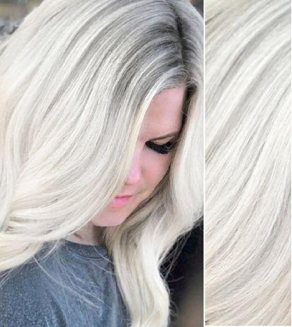 Окрашивание Блонд Балаяж Шатуш Мелирование Свадебная вечерняя прическа