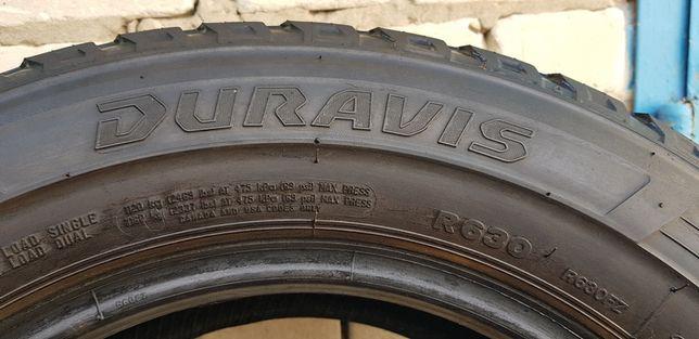 Продам 2 колеса 225/65/R16C Bridgestone Duravis, б\у