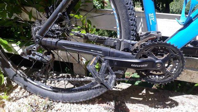 Bicicleta BTT Btwin
