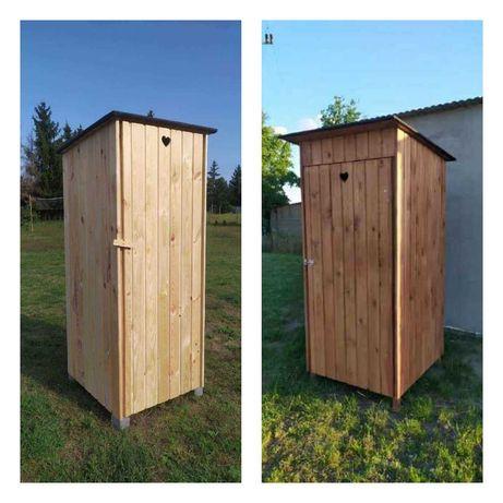 WC-Toaleta drewniana SZALET,sławojka.