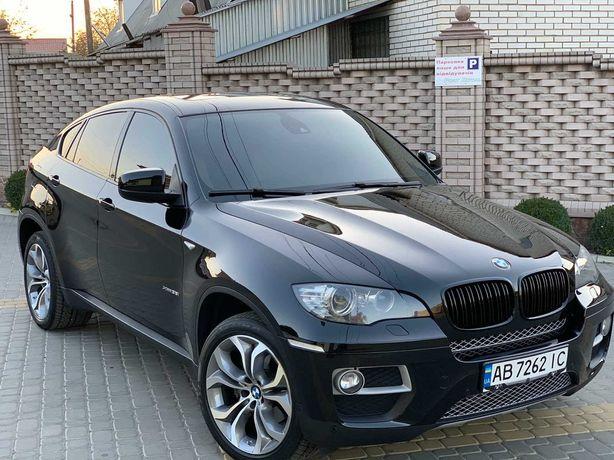 BMW X6 3.0 бензин 2014