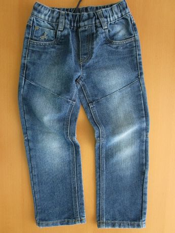 Jeansy spodenki spodnie jeansowe palomino rozm 110 okazja