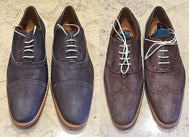 Sapatos Gino Bianchi novos tamanho 44