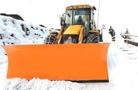 Odśnieżanie parkingów, dróg, ulic, wywóz śniegu.
