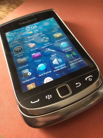 Blackberry 8910 Torch 2 uzywany.