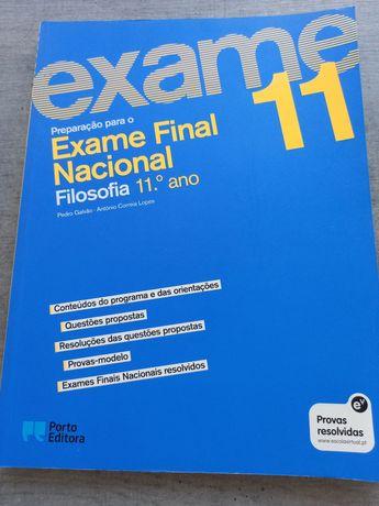 Exame Nacional Filosofia 11