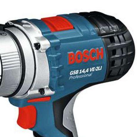 Berbequim s/fio Bosch GSR 14,4 VE 2 LI bateria 3AH