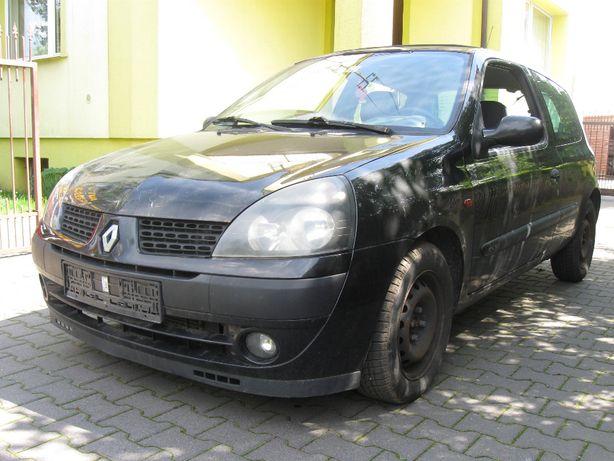 Renault Clio II 1,5 DCI 2002 lift, NV676 /cały na części/ Film