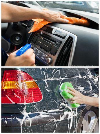 Lavagem Auto Interior e Exterior.