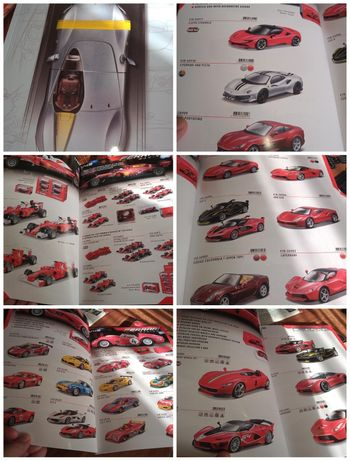 Katalog bburago 2021 burago z modelami najnowszy