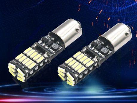 LED яркие лампы для авто - ДХО, Габариты и т.д. BAX9S