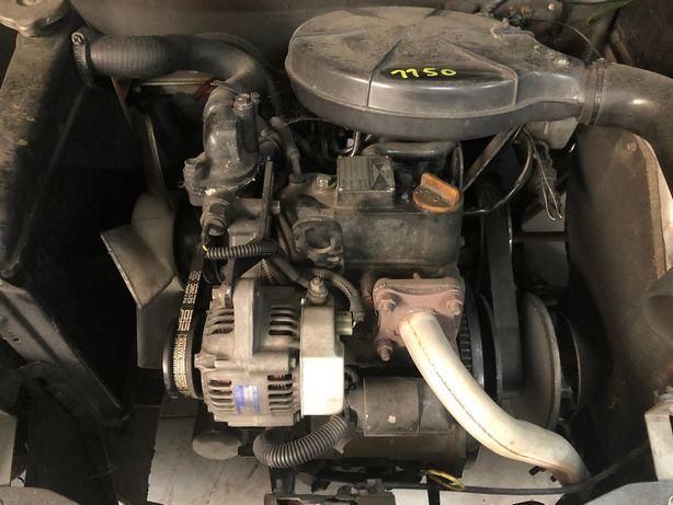 Motor yanmar diesel microcar