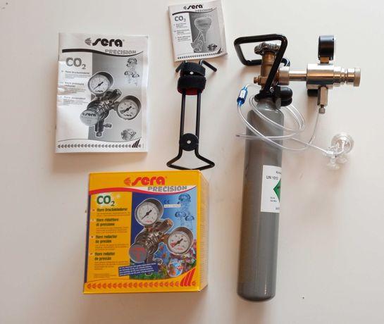 Kit de CO2 para aquário Sera Precision