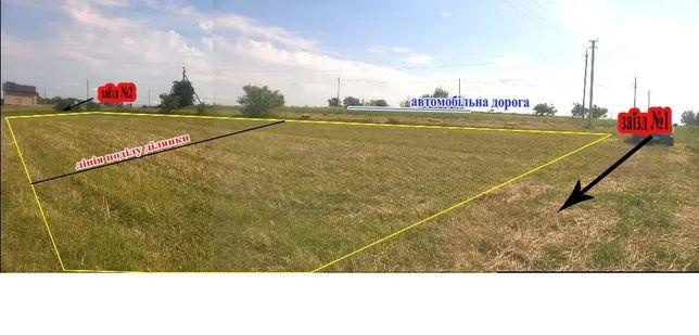 Земельна ділянка під садовий будинок( дачу), с. Городище Рівненська об
