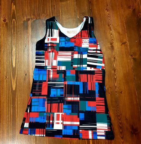 Bokserka slim, koszulka biegowa Nessi Sportswear rozmiar M
