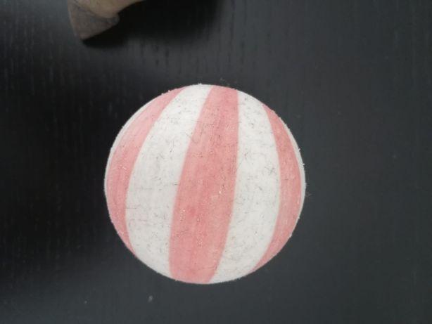 Bola de plástico antiga anos 20