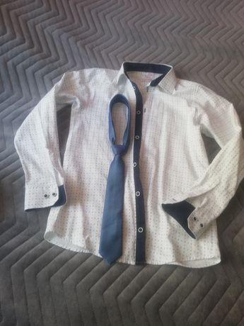 Koszula i spodnie 164