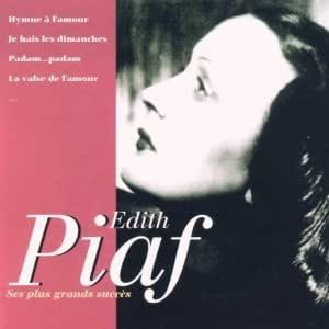 Édith Piaf, Ses Plus Grands Succes, Audio CD, portes grátis