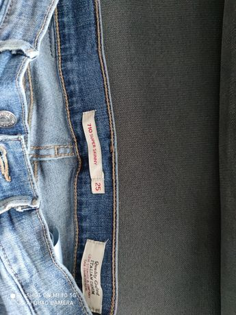 Spodnie firmy Levi's r. 25