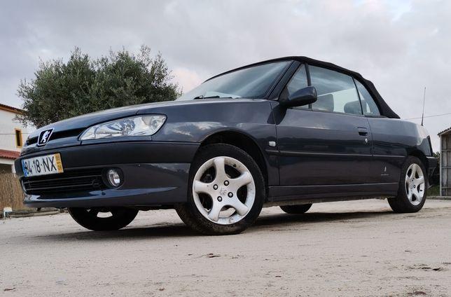 Peugeot 306 cabriolet Pininfarina