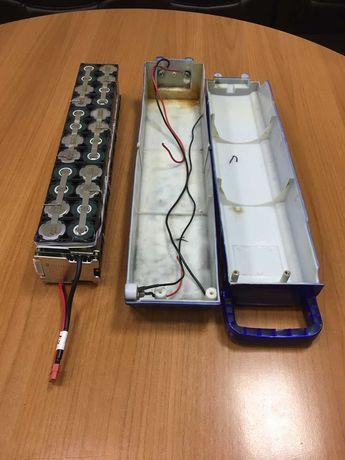 Аккумулятор для велосипеда скутера Li-ion LIFEPO4 Microvast
