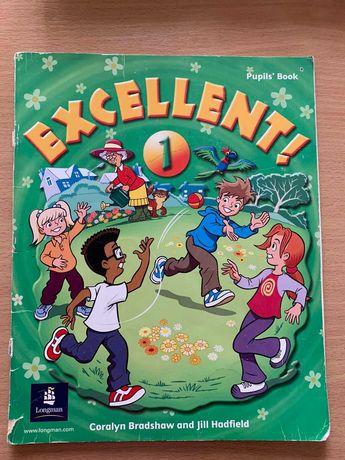 Excellent 1  (Учебник) Pupil's book + CD