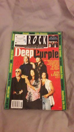 Pismo muzyczne Tylko Rock