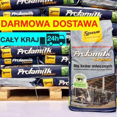 Sano Protamilk 44% białka, 25kg* koncentrat dla krów mlecznych, pasza