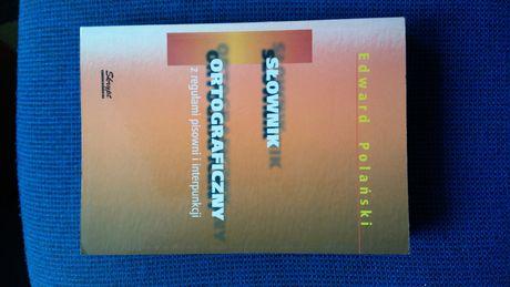 Słownik ortograficzny – Edward Polański