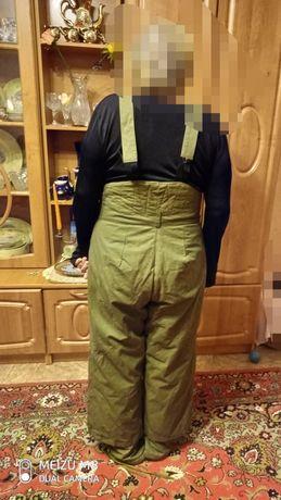 продаю теплые штаны для мужчины для работы 52 -го размера
