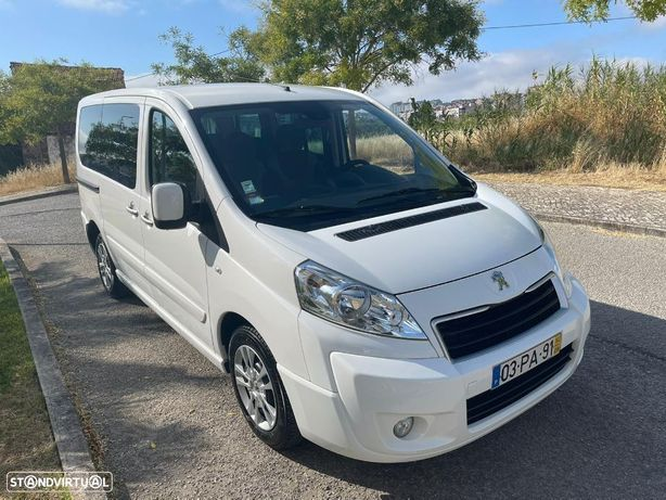 Peugeot Expert 2.0 HDi L1 Voyage 179g