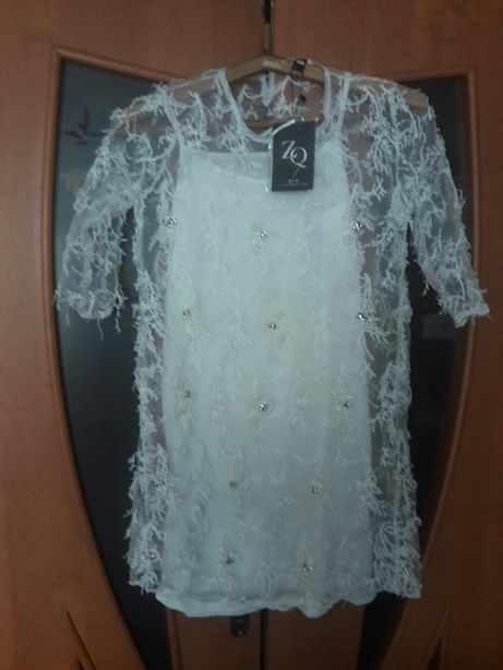 Продам новое платье 48р.500руб.