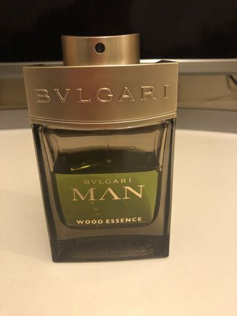 Wood Essence Bvlgari