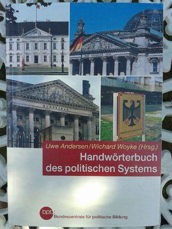 """Sprzedam książkę """"Handwörterbuch des politischen Systems"""""""