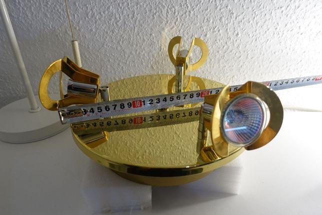 Потолочный светильник с тороидальным трансформатором
