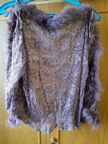 Блуза кофтина/ блузка