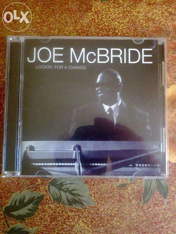 "CD audio Joe McBride ""Lookin' For A Change"", лицензионный"